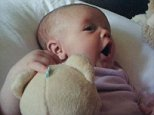 Paige Ella Rose Humphreys was killed by her father when she was 31-days-old