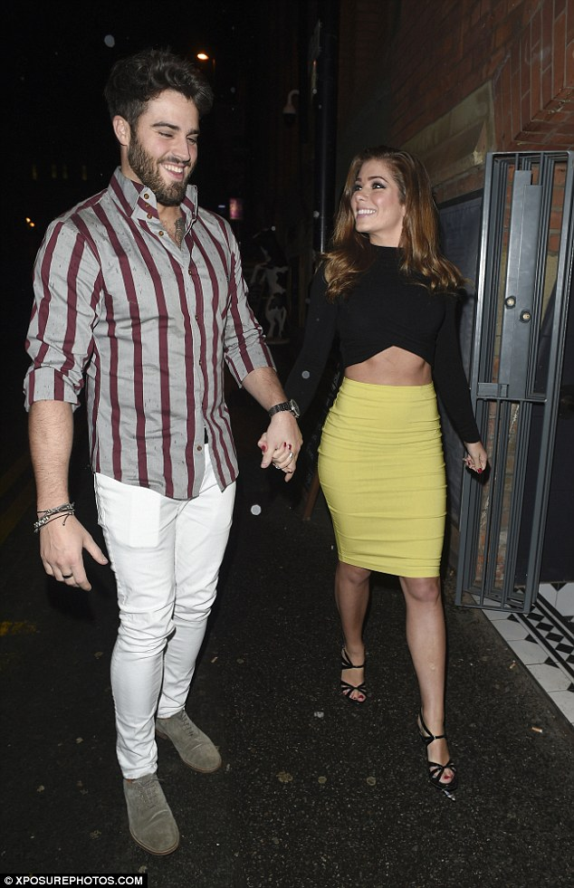 Happy:Nikki and her boyfriend Greg Whitehurst announced their relationship back in May 2015, just 10 months after the actress attended Greg's wedding to his wife as a guest