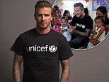 David Beckham was last night embroiled in a furious row after he was targeted by hackers who leaked emails which alleged he used his charity work as part of a campaign to win a knighthood