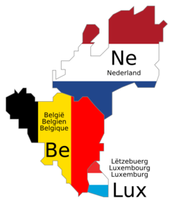 Benelux schematic map.png