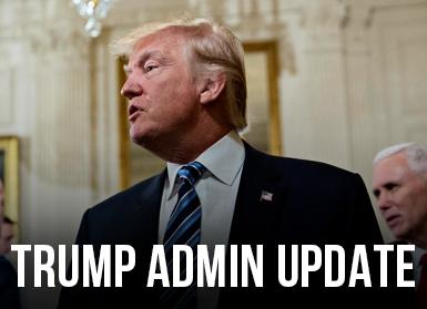 Trump Admin Update