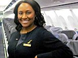 Shelia Fedrick, 49, was working on a flight from Seattle to San Francisco when she noticed the teen in the window seat