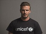 It was revealed that David Beckham (pictured) was told to sort his taxes out if he wanted of knighthood