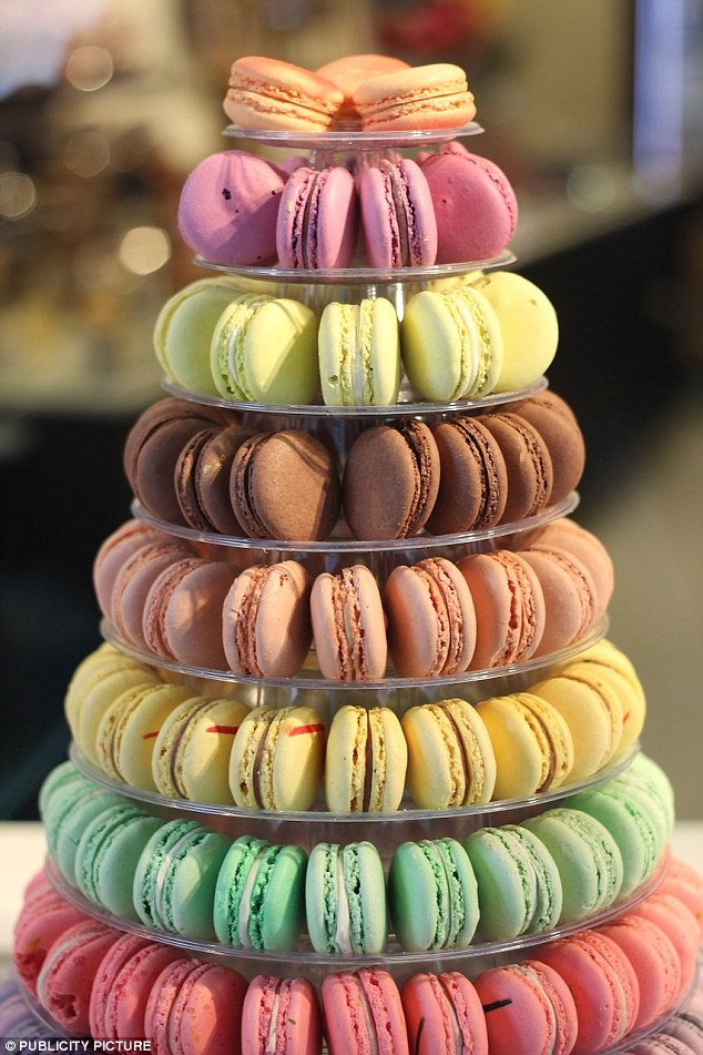 Macarons are a seriously one-of-a-kind pastries and are the trendiest treat you can buy at the minute