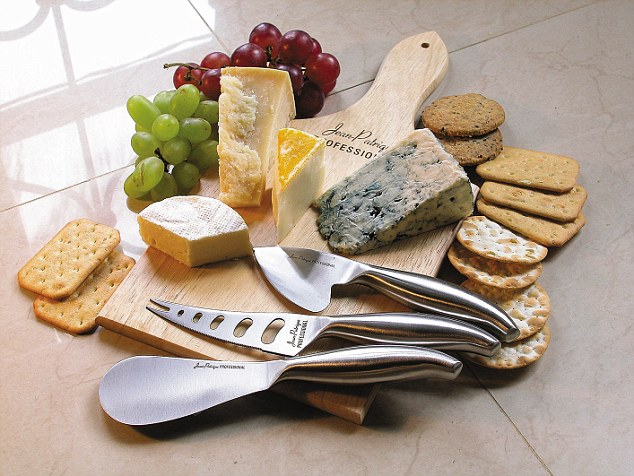 Brie, Camembert, Roquefort, what better way to indulge in life's pleasures than sharing a board of delicious goodness with your other half