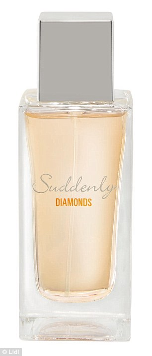 So why not treat the special person in your life to some seductive new fragrance such as Suddenly Diamonds or Woman I (Lidl, £3.99, 50ml). Affordable luxury is simply heaven scent