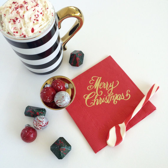 Handmade Holiday Goodies from LHCalligraphy
