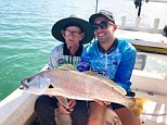A lonely widower has had his dream fulfilled by a young man after he posted an ad to Gumtree in search of a fishing buddy