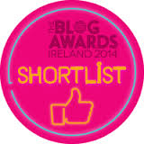 Blog Awards Shortist 2014