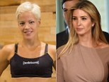 Ivanka_ workout.jpg  Gym owner goes after Ivanka Trump on Facebook after finding out the first daughter used an alias to sign up for a class  Read more: http://www.dailymail.co.uk/news/article-4213132/DC-gym-owner-goes-client-Ivanka-Trump.html#ixzz4YNdbHaJl  Follow us: @MailOnline on Twitter | DailyMail on Facebook