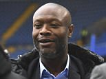 William Gallas was in attendance as Chelsea beat Arsenal 3-1 at Stamford Bridge on Saturday
