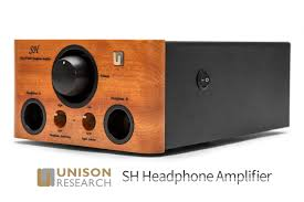 Image result for Unison Research SH