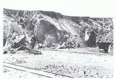 Brickworks Quarry tramway