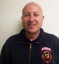 Jose Colin is co-chair of the California Fire Sprinkler Coalition