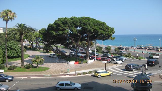 رحلتي الى جنوب فرنسا - نيس - كان - موناكو