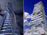 The Dynamic Tower Hotel in Dubai, which has been in the works since 2008, will finally be built in 2020.