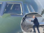 Harrison Ford, 74, is back in the cockpit of his Cessna Citation Sovereign 680, just two days after his near miss with a Boeing 737 passenger plane when he 'completely misjudged the runway '