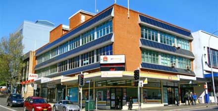 Wollongong Office For Lease