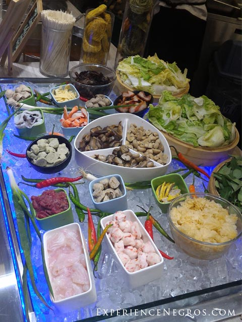 Shabu-shabu Section