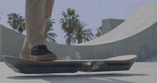 Lexus Revealed Real-Life Functional Rideable Hoverboard