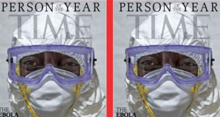 TIME Select Ebola Fighters as Person Of The Year 2014