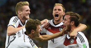 German new record in the history of the World Cup