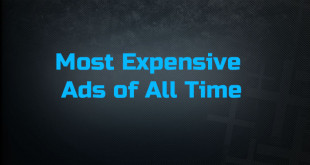 Most Expensive Ads of All Time