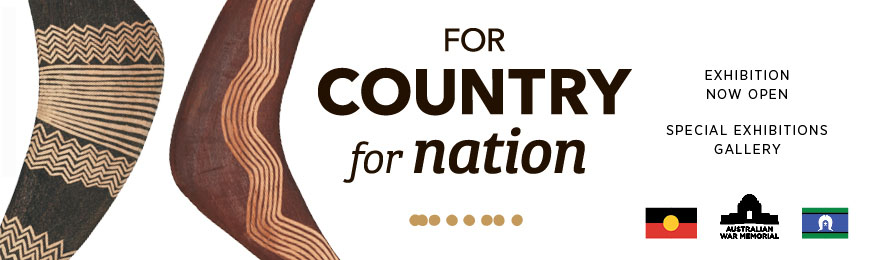 For country for nation