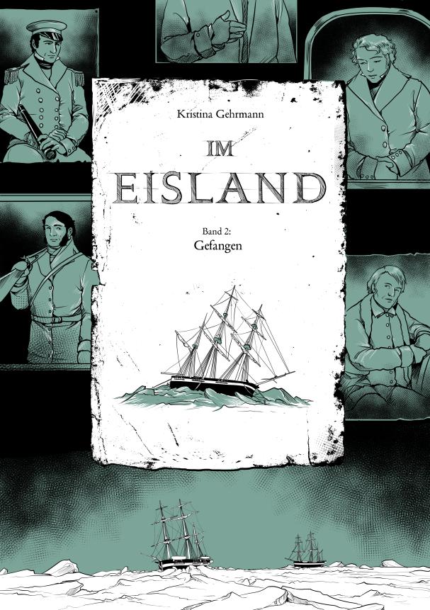 Im Eisland cover vol. 2