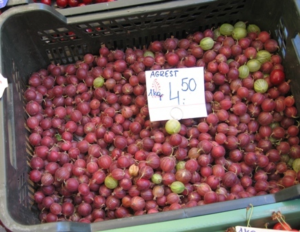 more gooseberries: