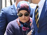 The millionaire Muslim woman had her appeal thrown out in court on Wednesday