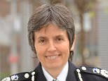 New Met chief: Cressida Dick, 56, became Britain's first woman top police officer today