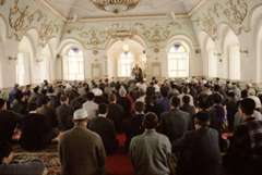 Friday prayer, Kazan