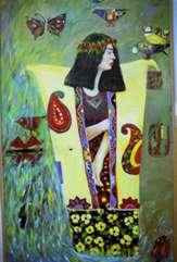 a woman shepherd