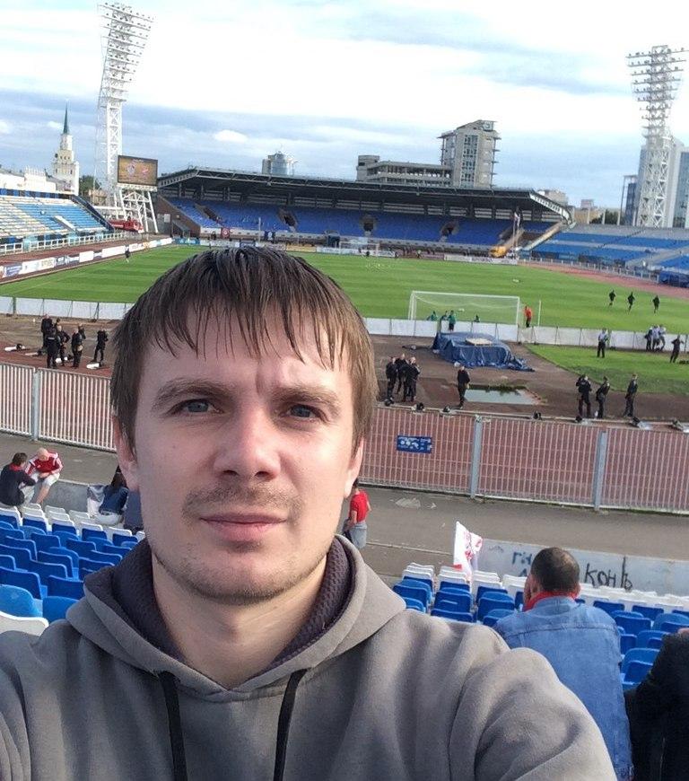 Стадион в Ярославле