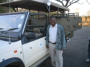 our man from limpopo: