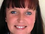 Tragedy: Heidi Hopley, 41, had the three strong drinks at home in the evening with her partner Scott Fisher