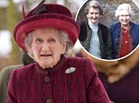 A beloved friend and cousin of the Queen, Margaret Rhodes, has caused intrigue with her will