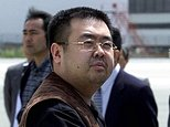 """FILE - In this May 4, 2001, file photo, a man believed to be Kim Jong Nam, the eldest son of then North Korean leader Kim Jong Il, looks at a battery of photographers as he exits a police van to board a plane to Beijing at Narita international airport in Narita, northeast of Tokyo. Police in Malaysia say the half brother of North Korea's leader who was killed in a Kuala Lumpur airport more than a week ago had a nerve agent on his eye and his face. A statement Friday, Feb. 24, 2017 from the inspector general of police said that a preliminary analysis from the Chemistry Department of Malaysia identified the agent at """"VX NERVE AGENT."""" (AP Photo/Shizuo Kambayashi, File)"""