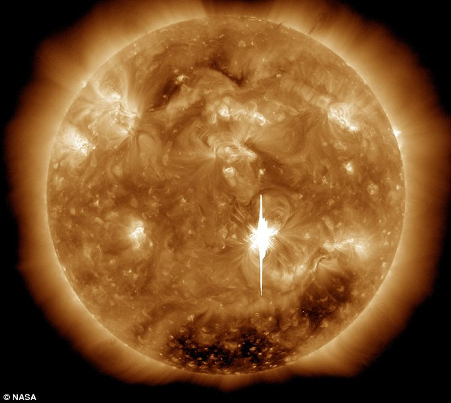 The world got a taster of the sun's explosive power in February when the strongest solar eruption in five years sent a torrent of charged plasma hurtling towards the world. A leading scientist believes a ferocious solar storm will occur in 2013
