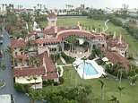 Donald Trump's 'Winter White House', Mar-a-Lago, stretches across 20 acres and is valued at around $20 million. It has been described as a 'billionaire's playground'