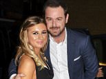 Danny Dyer's daughter, Dani, threatened a fan who revealed her father's sex texts, telling her, 'If I see you I'll f***ing hurt ya'. The pair are seen at a private screening in London in 2014