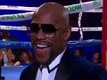 Floyd Mayweather is ready to return from his retirement but he's only interested in one fight