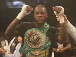 Deontay Wilder successfully defended his WBC Heavyweight title with a fifth round knockdown of Gerald Washington