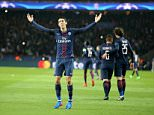 PSG attempted to offload Angel Di Maria to China during the January transfer window