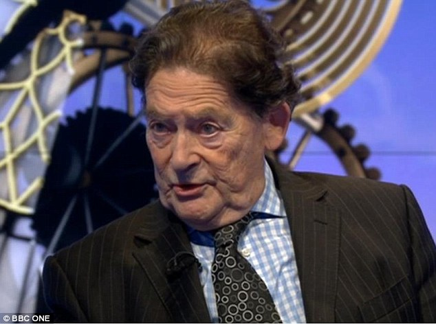 Police forces are 'complaining' too much about spending cuts while chasing 'unsubstantiated' historic sex abuse claims, former Chancellor Lord Lawson warned today