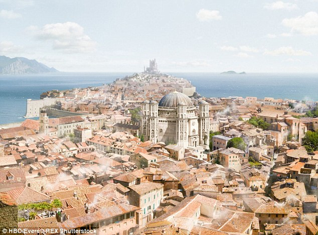 Time to Hajduk Split: It appears King's Landing will not appear in the next series of Game Of Thrones after HBO confirmed it will not be filming in Croatia