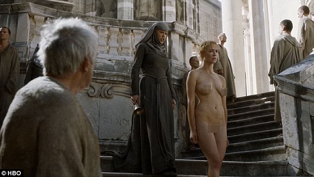 The price of naked ambition: The incestuous adulterer finally got some comeuppance for her antics