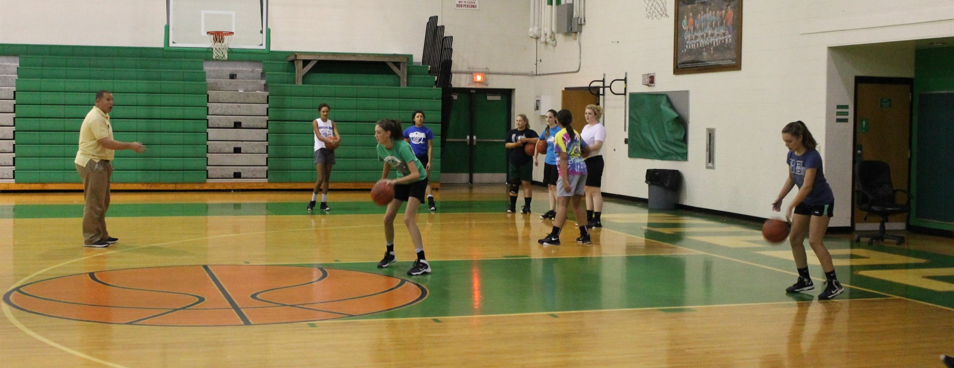 MCHS Ladycats gearing up for a new season!