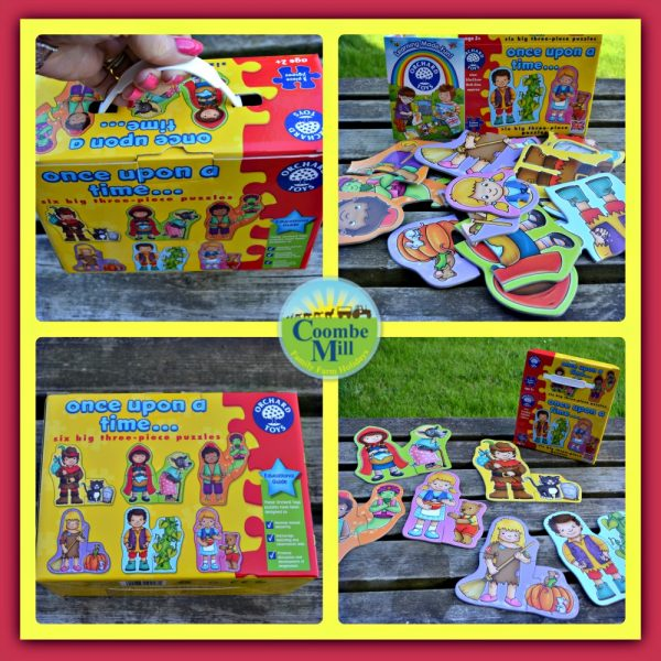 First Jigsaw Puzzle from Orchard Toys